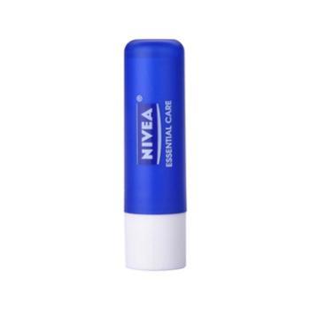 NIVEA妮维雅润唇膏4.8g(天然型)