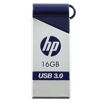惠普/HP x715w USB3.0高速U盘 金属防水迷你袖珍