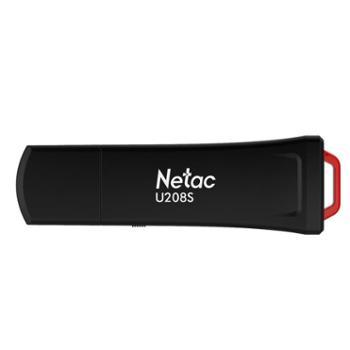 Netac/朗科u盘 U208S 8g 16g 32g 写保护u盘个性防毒加密