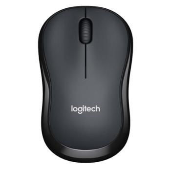 罗技/LogitechM220静音无线鼠标光电鼠标便携笔记本苹果台式电脑办公家用