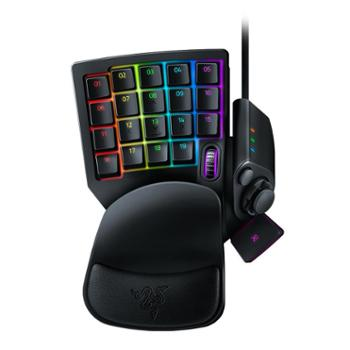 Razer/雷蛇塔洛斯魔蝎V2单手游戏轻机械键盘左手电竞背光可编程