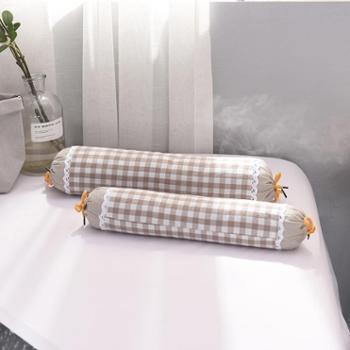 普马狮水洗棉荞麦糖果枕(一个装)45*10cm