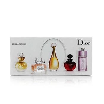 Dior迪奥jadore香水Q版5ml五件套装礼盒女士香水