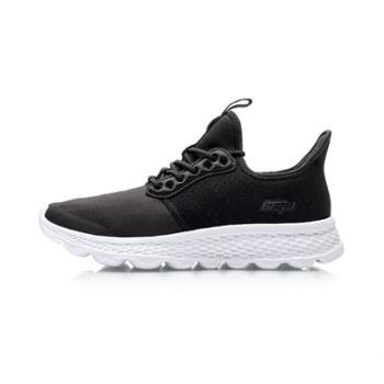 李宁男鞋跑步鞋运动鞋男子舒适跑鞋旅游鞋AREP011-1