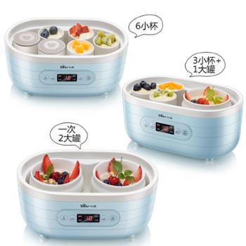 Bear/小熊SNJ-C10L1酸奶机家用大容量全自动米酒纳豆泡菜发酵