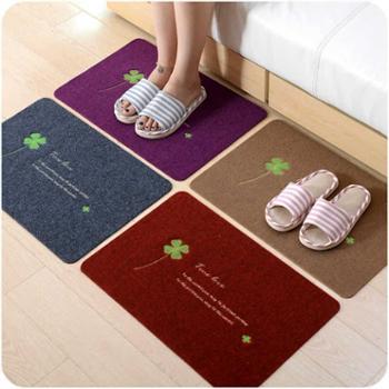 家居地垫防滑蹭灰脚垫厨房卧室地垫客厅门垫浴室卫生间防滑垫