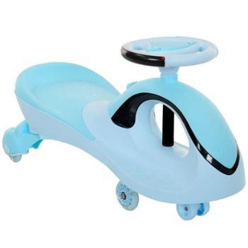 儿童扭扭车1-3岁防侧翻万向轮男宝宝玩具滑板车溜溜车摇摆车小女孩滑滑车子