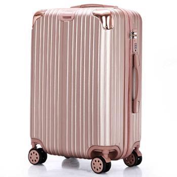 拉杆箱24寸旅行箱子28寸学生密码箱包万向轮潮男女网红行李箱ins