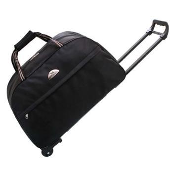 拉杆包旅行包男女手提包旅游包男登机箱大容量短途行李包袋折叠