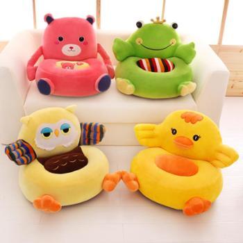 儿童小沙发幼儿园宝宝凳子懒人沙发椅可爱卡通可拆洗宝宝生日礼物