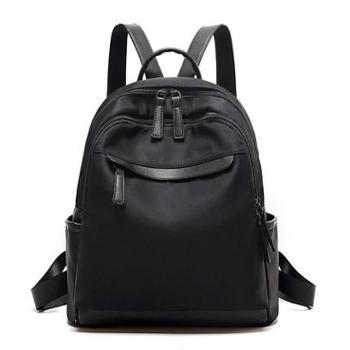 双肩包女背包新款韩版潮牛津布帆布时尚休闲百搭女士旅行包包