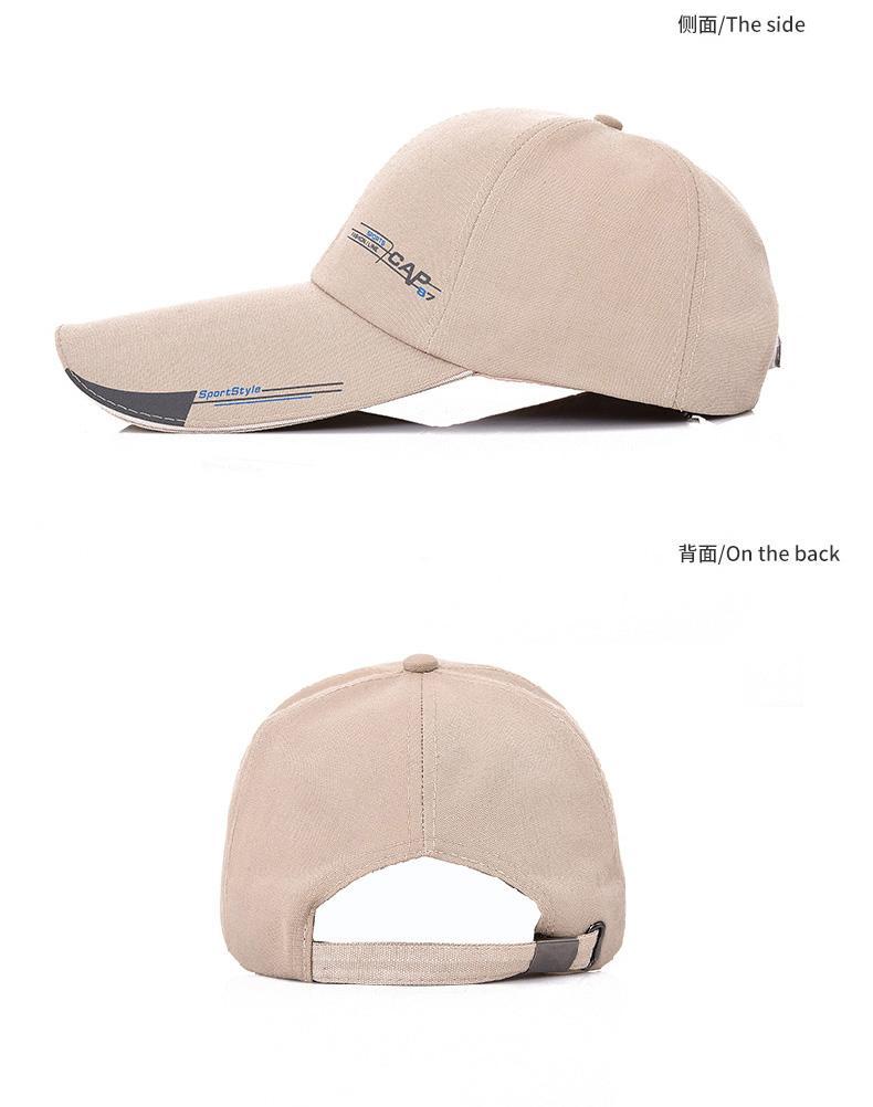 夏季男士遮阳帽子,户外防晒遮阳帽,太阳帽。