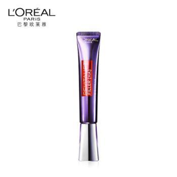 欧莱雅 紫熨斗复颜玻尿酸水光充盈眼霜30ML