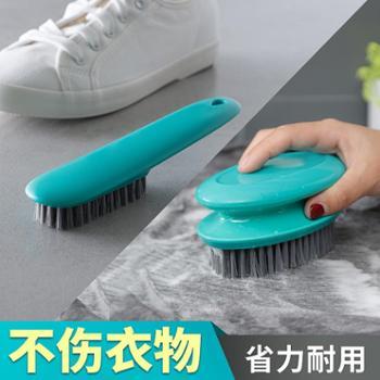 软毛洗衣洗鞋刷清洁刷子多功能板刷羽绒服家用专用鞋刷硬毛