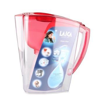 意大利莱卡laica净水器家用直饮净水壶滤水壶自来水过滤器JA24H单个3.1L