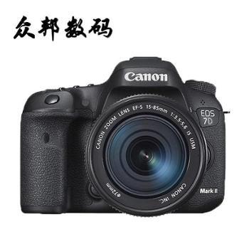 佳能/CanonEOS7DMarkII单反套机EF-S15-85mmISKit