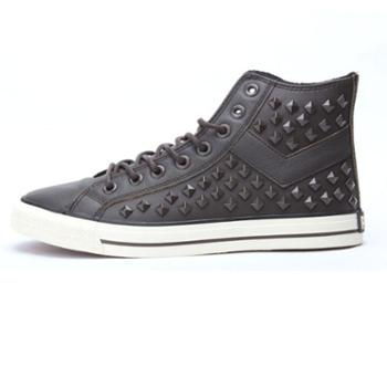 PONY(波尼) 男硫化鞋 棕色 34M1SH02BR