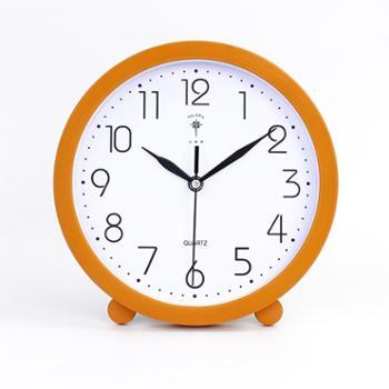 POLARIS/北极星珠宝钟表配饰座钟摆钟桌面客厅创意台式钟表现代简约卧室大号台钟坐钟时钟摆件包邮