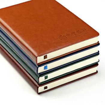 深泰a5创意商务笔记本文具加厚记事本日记本子可印定制记事本logo1本