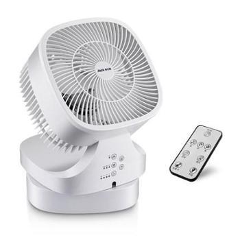 奥克斯空气循环扇家用扇静音台式风扇换气台扇涡轮空调对流电风扇办公家用省点节能