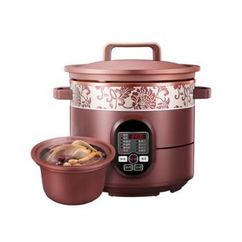 九阳紫砂煲汤锅全自动电炖锅陶瓷家用神器