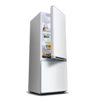 Konka/康佳 BCD-150GB2SU 150升双门冰箱 家用租房必备小冰箱