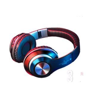 无线蓝牙耳机头戴式手机电脑通用耳麦跑步重低音全包耳降噪