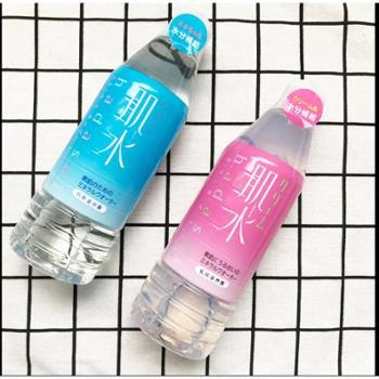 资生堂肌水保湿喷雾肌肤滋润露400ml爽肤水红瓶蓝瓶2瓶套装