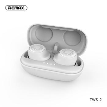 REMAX/睿量TWS-2蓝牙耳机无线降噪立体声耳机4.2音乐双耳耳机