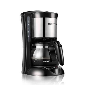 HOMEZESTCM-323咖啡机美式家用全自动滴漏式煮咖啡壶泡茶1400ml
