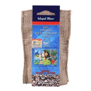 牙买加蓝标沃伦芬蓝山烘焙咖啡粉56克