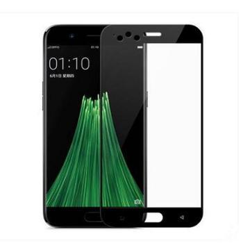 朗客 OPPO R11钢化膜全屏覆盖oppor11手机贴膜防爆保护膜无白边 钢化膜