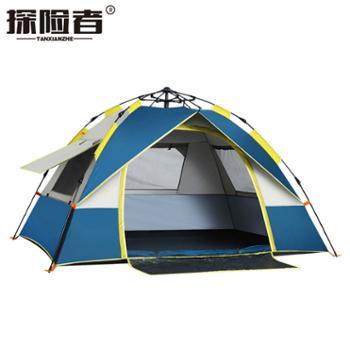探险者全自动帐篷户外防暴雨野营帐篷
