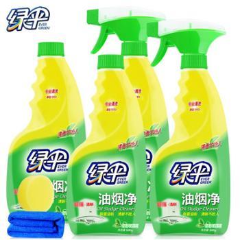 绿伞油烟净抽油烟机清洗剂2KG重油污净厨房强力去油污清洁除油剂