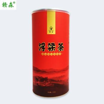 赣森其山红工夫红茶200g罐装