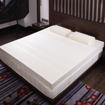 ECOLIFELATEX伊可莱泰国进口七区天然乳胶床垫5厘米(厚)