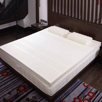 ECOLIFELATEX伊可莱泰国进口七区天然乳胶床垫 7.5*180*200cm