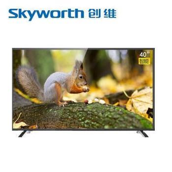 Skyworth/创维 40X5 40吋6核高清智能WiFi网络led液晶平板电视机