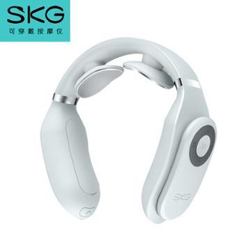 SKG 颈椎按摩仪K5-1X 浅灰色