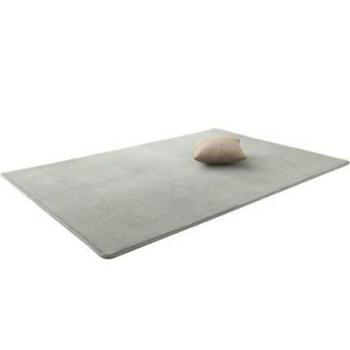 安信源 家纺家饰 珊瑚绒加厚地毯客厅茶几地毯卧室满铺地毯床边毯榻榻米地垫