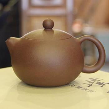 示象堂紫砂壶—西施宜兴原矿紫砂壶名家纯手工大容量茶壶功夫茶具