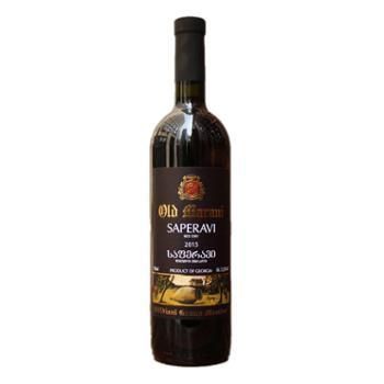 【西安威豪】格鲁吉亚进口红酒古尔阿尼干红葡萄酒750ml