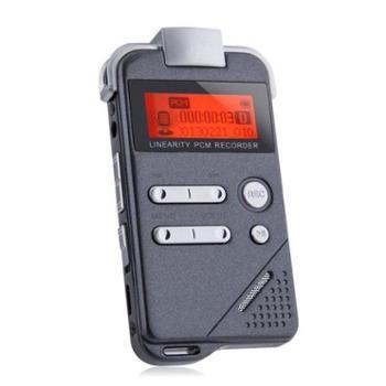 现代笔专业录音笔 3麦克风立体声高清长远距降噪声控16G