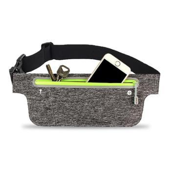 户外用品运动跑步手机腰包超薄隐形防水防盗腰带