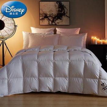 Disney/迪士尼全棉贡缎提花 白鸭绒被子 幸运米奇