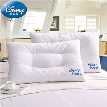 飞跃Disney/迪士尼成人决明子养生枕头枕芯一对拍2只