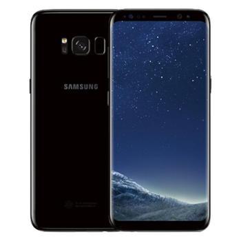 三星(SAMSUNG)Galaxy S8+(SM-G9550)64GB/128G 谜夜黑 移动联通电信4G手机 双卡双待