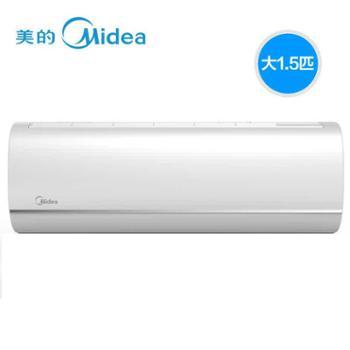 【陕西晟木电子】Midea/美的 KFR-35GW/BP2DN1Y-YA301(B3)大1.5匹智能变频冷暖空调