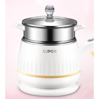 SUPOR/苏泊尔 ZN15YK810迷你电热锅1.5升电炒锅火锅锅家用电煮锅