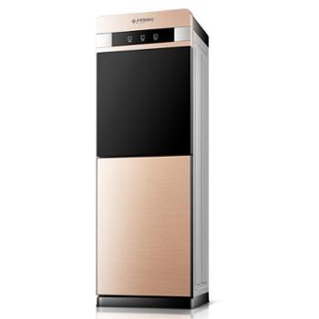 美菱饮水机家用立式温热迷你小型办公室节能温热双门开水机温热型
